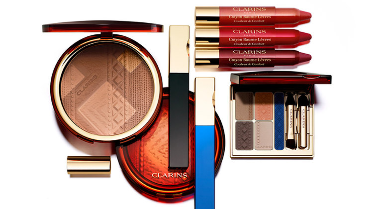 Коллекция Colours of Brazil, Clarins