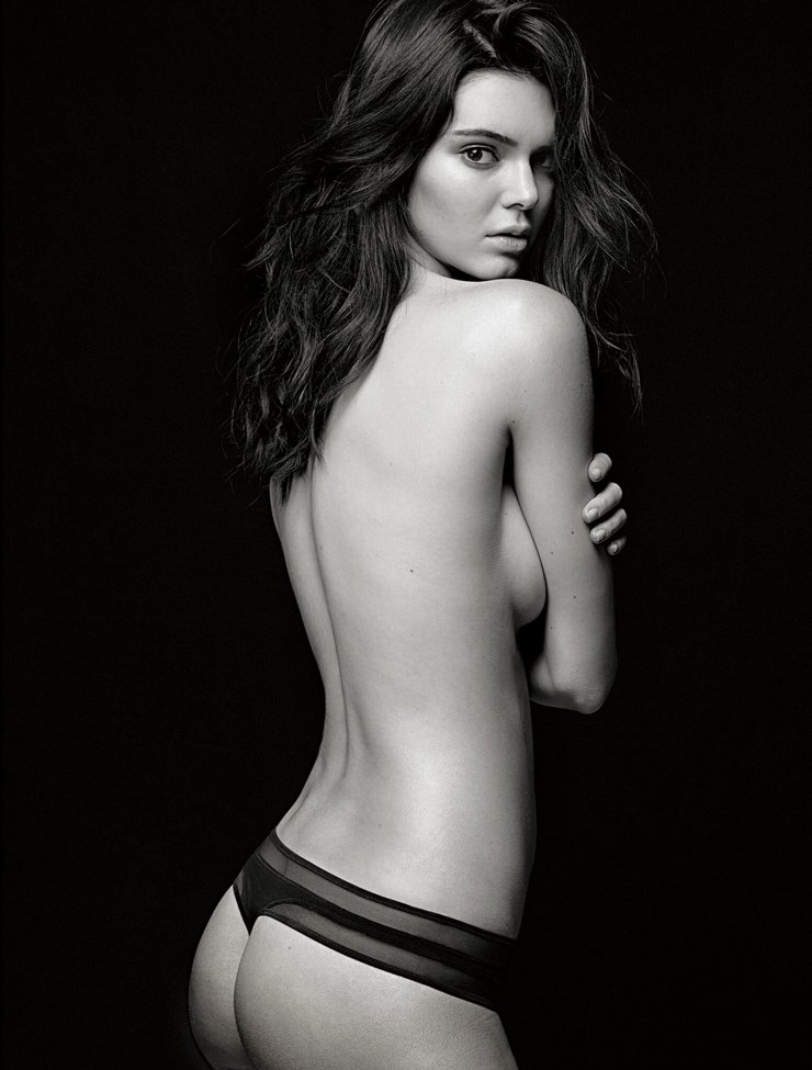 Майкл Дженнсон, Kendall Jenner, New York studio 2015