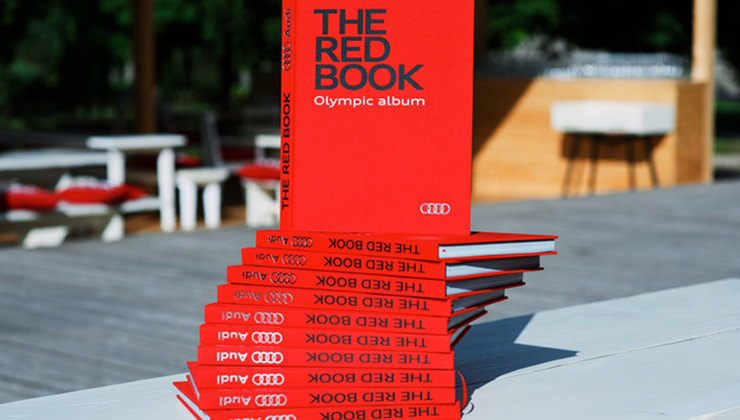 Презентация The Red Book. Olympic Album