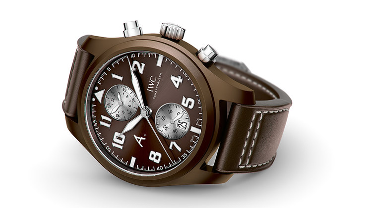 Часы The Last Flight, IWC Schaffhausen