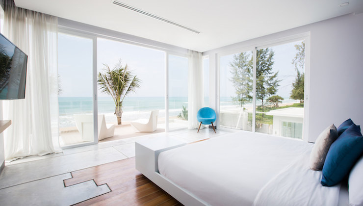 Новые виллы в Iniala Beach House на Пхукете